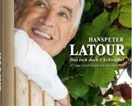Hanspeter Latour stellt in der Trinkhalle sein aktuelles Buch «Das isch doch e Schwalbe!» vor.