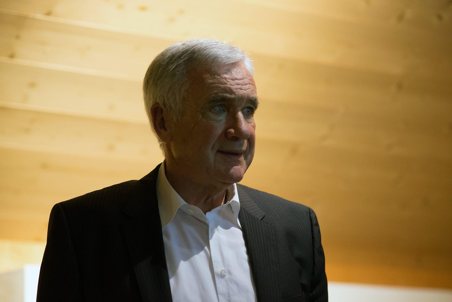 Hanspeter Latour Kulturanlass